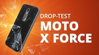 Drop test Moto X Force: será que ele é mesmo resistente a quedas?