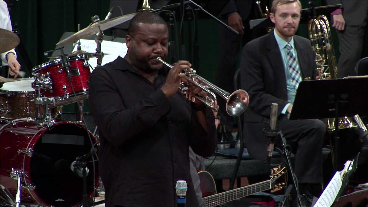 UNT One O'Clock Lab Band: Ray Noble - Cherokee