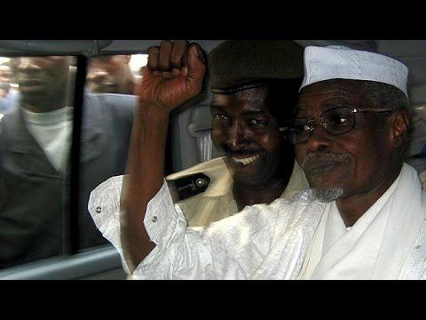 Chadian despot Hissene Habre