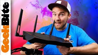 Unboxing the Lexus of Wireless Routers (Asus RT-AC88U)