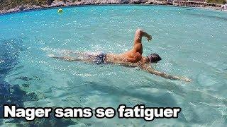 Comment nager le crawl efficacement et sans efforts, Calanques Marseille/Cassis HD 자유형배우기 thumbnail