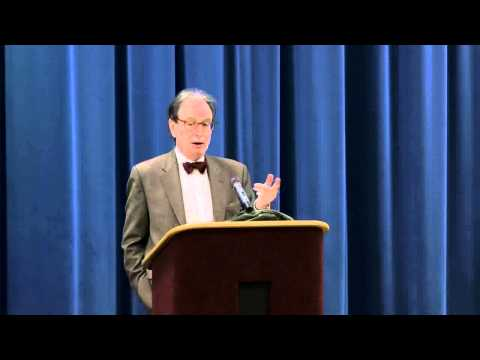 """Dr. Jean-Luc Marion - Part 1: """"The Gift and the Economy"""""""