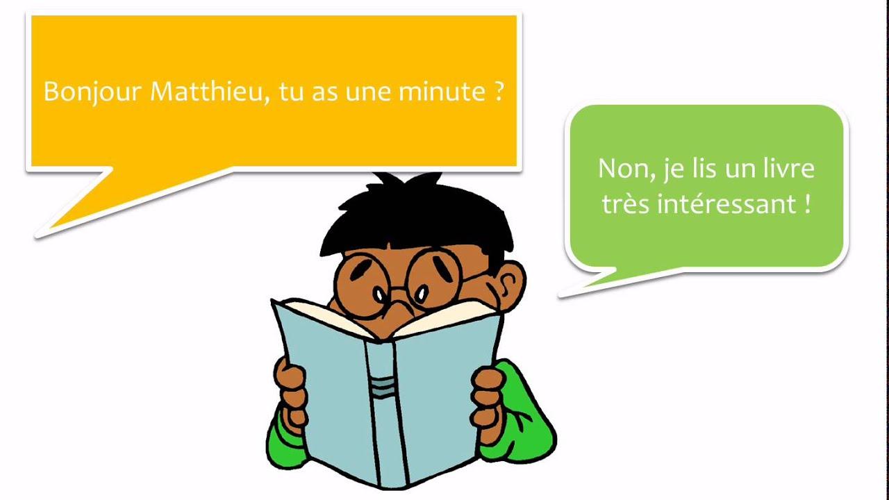 Lær fransk med dialoger # 20 dialogues