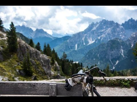 Eroica Dolomiti 2019San Candido, in Val Pu...