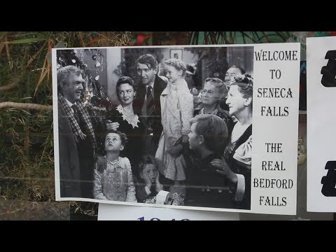 'It's a Wonderful Life' in Seneca Falls: Why the CNY town claims to be Bedford Falls