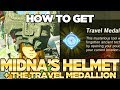 How to Get Midna's Helmet & Travel Medallion Breath of the Wild Expansion Pass | Austin John Plays