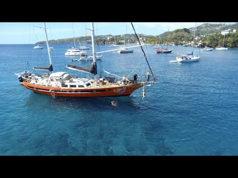 Part 2: Atlantic 2020/2021 - Sailing to remote islands of the Caribbean - Laura Dekker World Sailing
