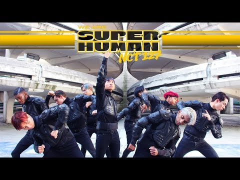 NCT 127 엔시티 127 - Superhuman Dance Cover by RISIN&39; CREW from France