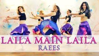 Laila Main Laila | Raees | Dance Choreography | Shah Rukh Khan | Sunny Leone | 2017