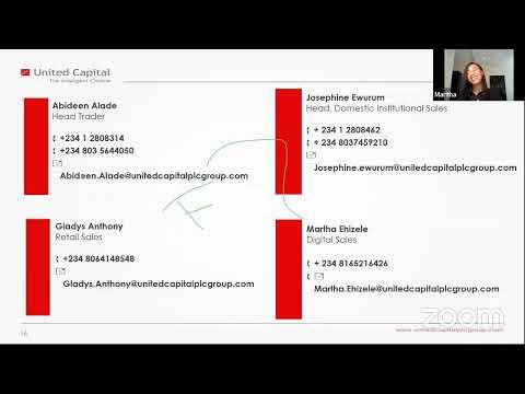 United Capital Plc Live Stream