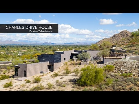 Desert Architecture Series #14 | Eddie Jones | Paradise Valley, Arizona