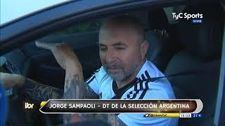 Sampaoli y su decisión de dejar afuera a Romero