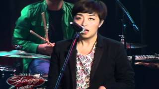 Indak by Up Dharma Down live at the 2011 Stagg Awards