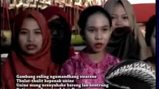 Tembang Gambang Suling, Dinas Kebudayaan DIY, Pustaka Laras, Purwadi