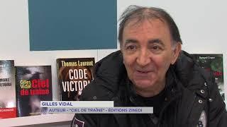 Salon du livre : les exposants yvelinois veulent se faire remarquer