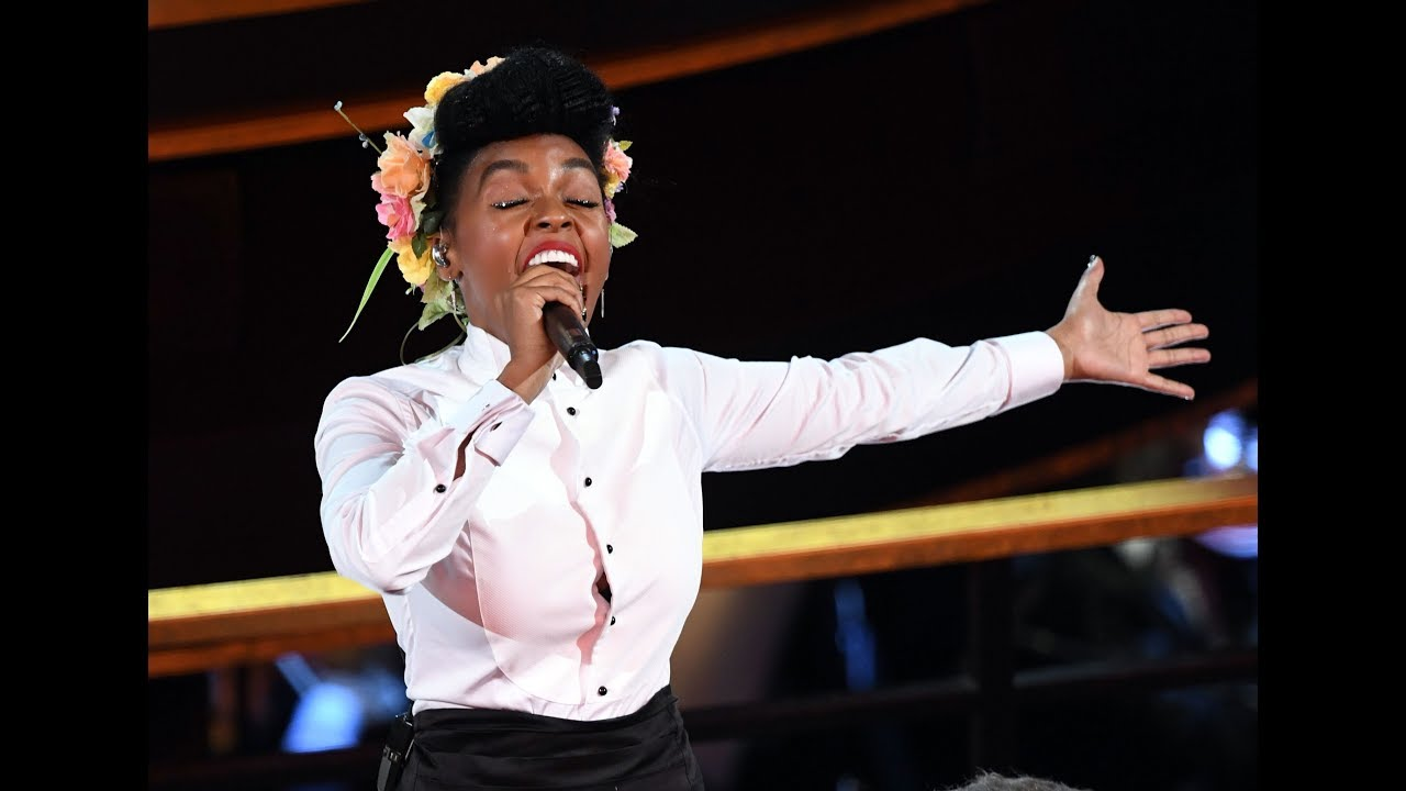 Janelle Monae Opens Oscars With Mister Rogers-Themed ...