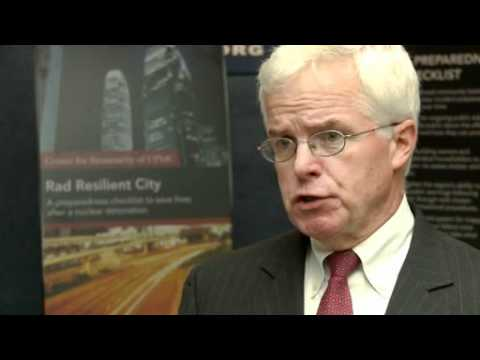 Interview with Joseph Donovan regarding the Rad Resilient City Preparedness Checklist