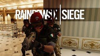 Der Alibi Troll Rainbow Six Siege Kackboons trolling Funny Moments (Deutsch/German)