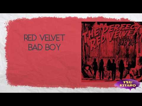 Red Velvet - BAD BOY Lyrics (karaoke With Easy Lyrics)