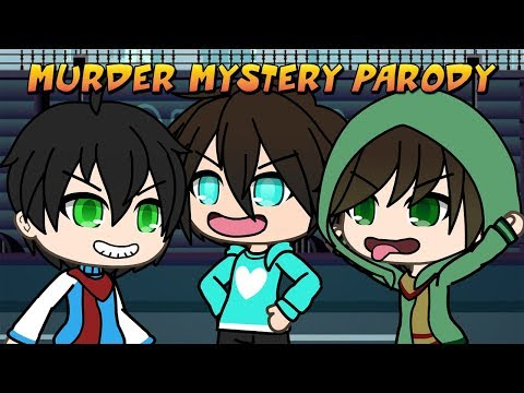 Murder Mystery Parody NevinGaming, ElestialHD, Ranelsi Sumarta [Gacha Life Indonesia]