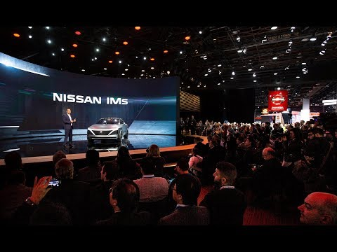 Watch Nissan's press conference live at the North American International Auto Show in Detroit