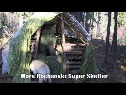 Mors Kochanski Super Shelter