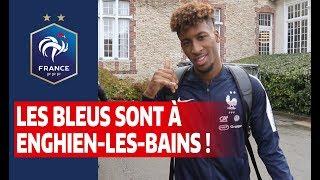 Au coeur du voyage des Bleus, Equipe de France I FFF 2019