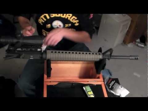 How To Clean An AR-15 Assault Rifle