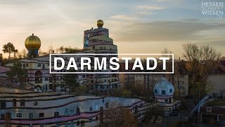 Studieren und Leben in Darmstadt | Hessen schafft Wissen