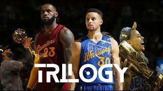 2017 nba finals promo - cavaliers vs. warriors