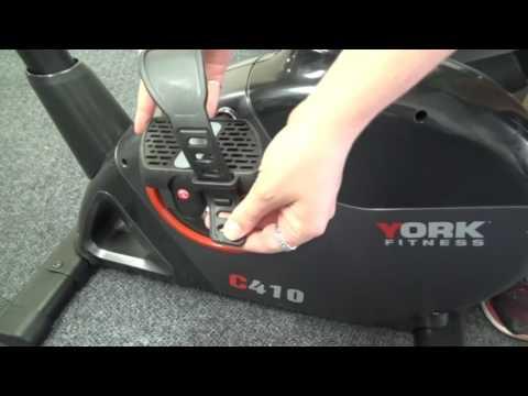 York C410 & York C415 Bike Comparison Video - Australia