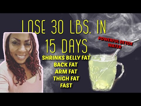 lose-30-lbs-in-15-days-|-lime-detox-water-to-shrink-your-belly-&-waist-size-|-fast-results