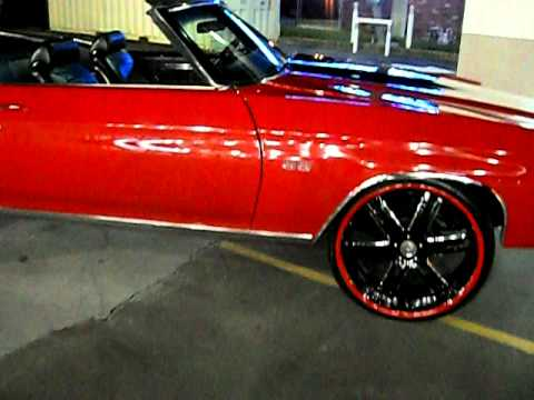 1972 Chevelle On 24s YouTube