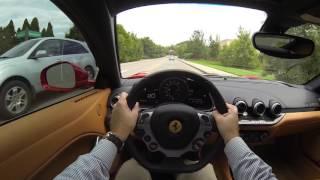 2016 Ferrari F12 Berlinetta POV Test Drive