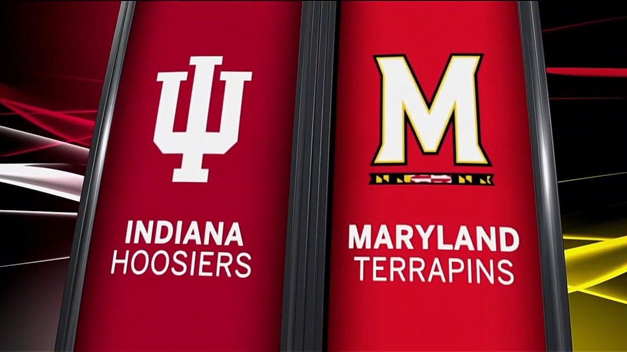 Indiana at Maryland - Football Highlights - YouTube