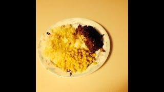 Chocolate Habanero Smoked Meatloaf