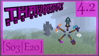 Minecraft [Thaumcraft 4.2] #20 - Инструменты Шести Стихий!!!