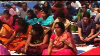 పోర్ట్ లాండ్ లో ఘనంగా జరిగిన అమ్మవారి పూజలు