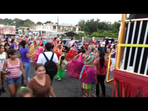 Festival de Mascaras De Moca Puerto Rico 2013