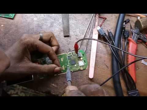NOKIA 220 LCD LIGHT PROBLAM