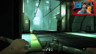 NoThx playing Wolfenstein: The Old Blood EP02