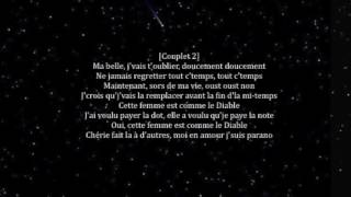Lartiste - Amour parano (Official Lyrics)