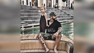 Тимати с дочкой Алисой отдыхают в Турции