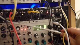 Ladik S-186 Dual trig / gate delay Eurorack Module