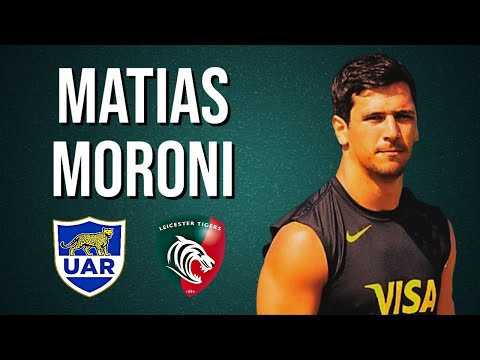 MATIAS MORONI ▪️ WELCOME TO LEICESTER TIGERS ▪️ 2020 ᴴᴰ