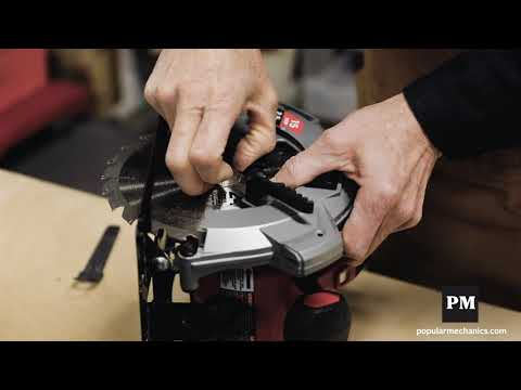 The Simple Guide To Using a Circular Saw
