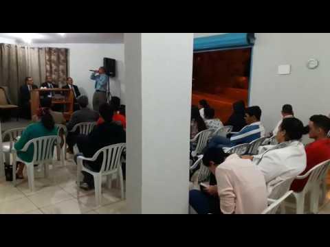 Pastor Cicero na Assembléia de Deus ministério Madureira na vila CAUI Núcleo BANDEIRANTE-DF  2