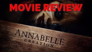 ANNABELLE CREATION | LIMITED SPOILER REVIEW