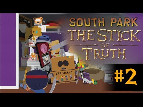 south park: the stick of truth - #2 (Magyar) - referencia ... MINDENHOL!
