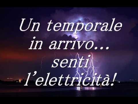 Jovanotti - Temporale (testo)